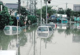 浸水対策|安心|業務案内|中日本建設コンサルタント株式会社